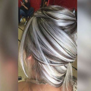 Love It | Hair Highlights And Lowlights, Ash Hair Color With Regard To Brown Blonde Sweeps Of Color Hairstyles (View 17 of 25)