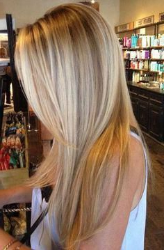 Love This Hair #Straightbalayagewaves | Balayage Straight Inside Long Pixie Hairstyles With Dramatic Blonde Balayage (View 11 of 25)