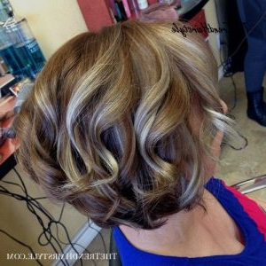 Medium, Beachy Waves With Ombre Highlights – 40 On Trend Pertaining To Beachy Waves Hairstyles With Balayage Ombre (View 15 of 25)