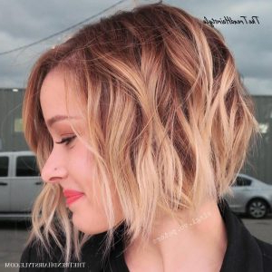 Medium, Beachy Waves With Ombre Highlights – 40 On Trend Regarding Beachy Waves Hairstyles With Balayage Ombre (View 21 of 25)