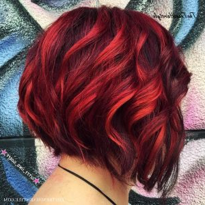 Medium, Beachy Waves With Ombre Highlights – 40 On Trend With Regard To Beachy Waves Hairstyles With Balayage Ombre (View 19 of 25)