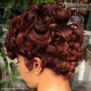 Medium Chestnut With Subtle Highlights – 40 Unique Ways To Regarding Chestnut Short Hairstyles With Subtle Highlights (View 22 of 25)