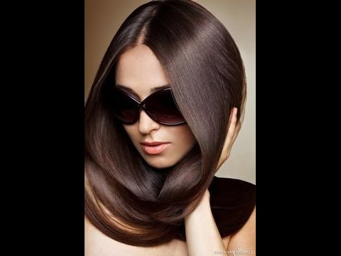 Mocha Brown Hair Color – Youtube Inside Short Hairstyles With Delicious Brown Coloring (View 10 of 25)