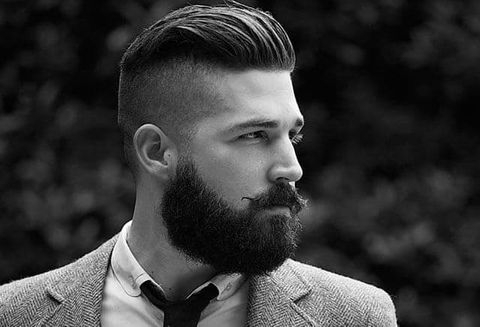 Mohawk Hairstyles For Men Looking For Trendy Haircuts In Pertaining To Best And Newest Coral Mohawk Hairstyles With Undercut Design (View 23 of 25)