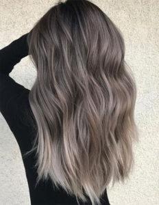 Mushroom Brown Hair Color Ideas And Looks In Brown Blonde Sweeps Of Color Hairstyles (View 9 of 25)