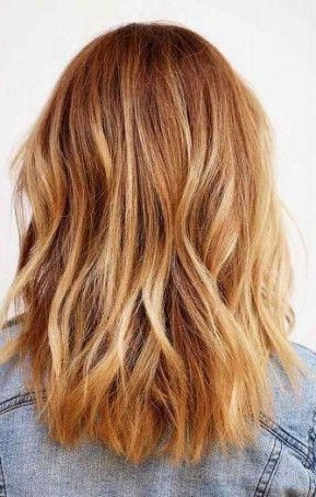 New Hair Balayage Ginger Strawberry Blonde Ideas # Regarding Strawberry Blonde Balayage Hairstyles (View 6 of 25)