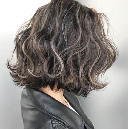New Hair Color Highlights Inspiration Balayage 57+ Ideas # Throughout Subtle Balayage Highlights For Short Hairstyles (View 6 of 25)
