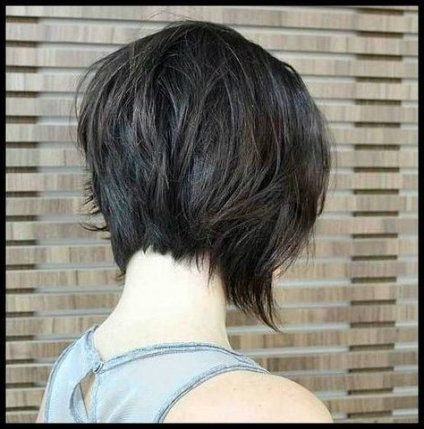 New Hair Short Korean Bob Simple 30 Ideas In 2020 | Braids Inside Half Bob Half Pixie Hairstyles With Cool Blonde Balayage (View 6 of 25)