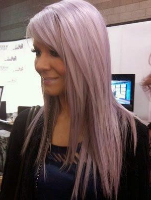 Not Gonna Lie We Totally Love Lavender Hair!!! In 2020 For Lavender Balayage For Short A Line Haircuts (View 16 of 25)