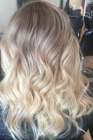 Ombre Hair Blonde, Blonde Ombre Balayage, Balayage Hair Blonde For Ash Blonde Balayage Ombre On Dark Hairstyles (View 16 of 25)