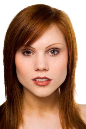 Oval Face Women Hairstyle 2013Short Hairstyles Faces With Regard To Full Fringe And Face Framing Layers Hairstyles (View 13 of 25)