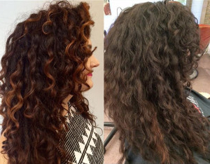 Perfect Pintura Highlights For Fall | Devacurl Blog Intended For Natural Brown Hairstyles With Barely There Red Highlights (View 18 of 25)