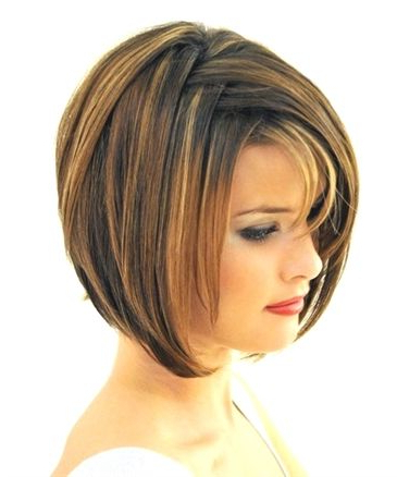 Pin On Bob Hairstyles Throughout Graduated Bob Hairstyles With Face Framing Layers (View 2 of 25)