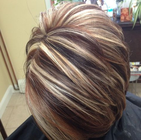 Pin On Hair In Short Brown Hairstyles With Subtle Highlights (View 20 of 25)