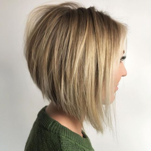 Pin On Hair Intended For Bronde Balayage For Short Layered Haircuts (View 14 of 25)