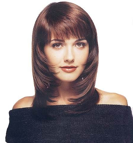 Pin On Hair Intended For Shaggy Bob Hairstyles With Face Framing Highlights (View 21 of 25)