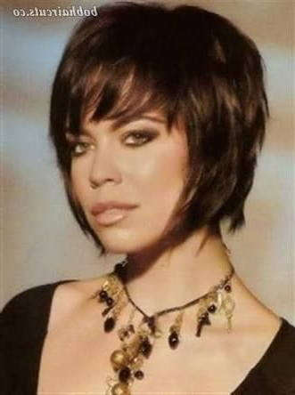 Pin On Hair Style For Choppy Layers Hairstyles With Face Framing (View 15 of 25)