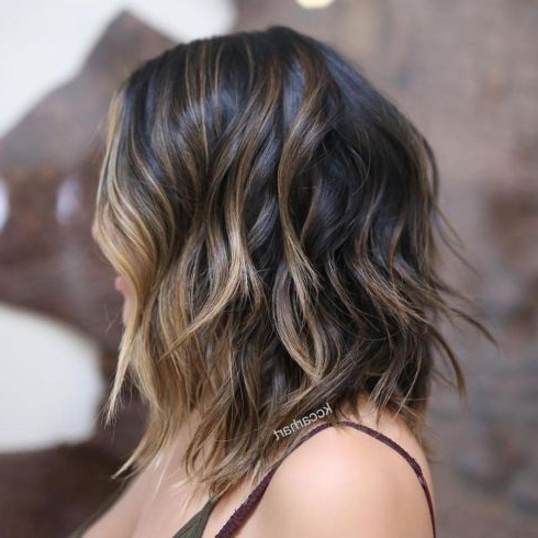 Pin On Haircuts Intended For Bronde Balayage For Short Layered Haircuts (View 16 of 25)