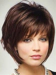 Pin On Hairstyles After Chemo With Textured Haircuts With A Fringe And Face Framing (View 19 of 25)