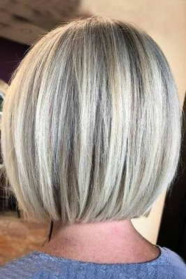 Pin On Hairstyles I Like Regarding Balayage For Short Stacked Bob Hairstyles (View 25 of 25)