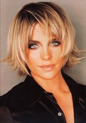 Featured Photo of Blonde Longer Face Framing Layers Hairstyles