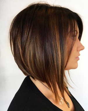 Pin On Stylish Long Hair Styles X Inside Half Bob Half Pixie Hairstyles With Cool Blonde Balayage (View 9 of 25)