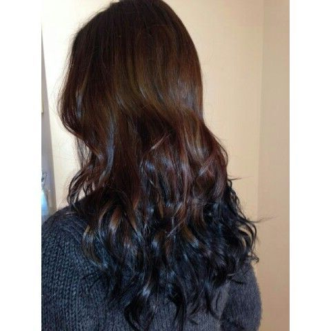 Pinemily Kalia On New Hair Ideas   Reverse Balayage Within Ash Blonde Balayage Ombre On Dark Hairstyles (View 20 of 25)