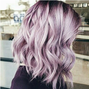 Pinlayne Tisdel Martin On Hair In 2020 | Pretty Hair With Lavender Balayage For Short A Line Haircuts (View 7 of 25)
