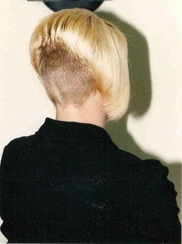 Pinray Geiser On Inverted Bob'S   Bob Hairstyles Regarding Cool Toned Angled Bob Hairstyles (View 25 of 25)