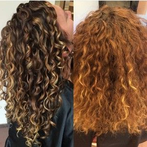 Pintura Highlights The Color Method For Curly Hair Within Natural Brown Hairstyles With Barely There Red Highlights (View 23 of 25)