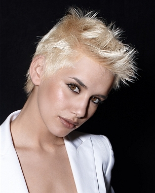 Pixie Haircuts For Your Face Shape Intended For A Shape Framed Haircuts (View 16 of 25)