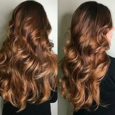 Podobny Obraz | Coafur? Balayage, P?r Lung ?i Cre?, Balayage Throughout Caramel Blonde Balayage On Inverted Lob Hairstyles (View 21 of 25)