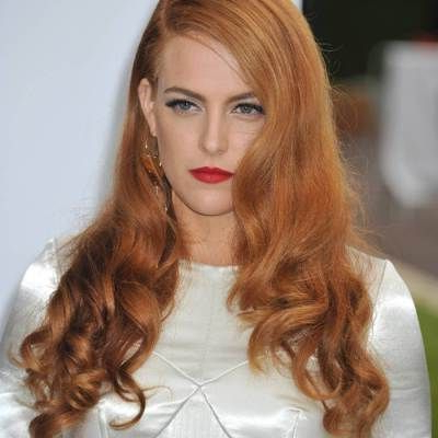 Red Hairstyles And Haircuts Ideas For 2020 | Shades Of Red For Marsala To Strawberry Blonde Ombre Hairstyles (View 7 of 25)