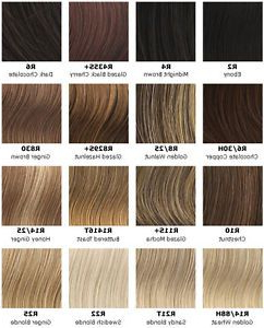S L300 (242×300) | Hair Color Names, Brown Hair Color Pertaining To Brown Blonde Sweeps Of Color Hairstyles (View 5 of 25)