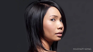 Salon Basic Haircuts – A Line Concave Shape On Long Hair Pertaining To A Shape Framed Haircuts (View 14 of 25)