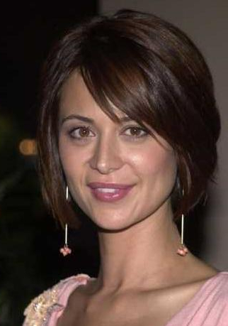 Short, Chin Length Hairstyles | Hairstylescut Throughout Side Swept Face Framing Layers Hairstyles (View 21 of 25)
