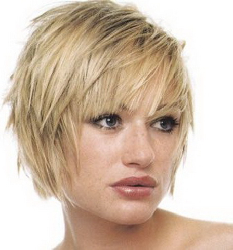 Short Feathered Hairstyles Within Choppy Layers Hairstyles With Face Framing (View 23 of 25)