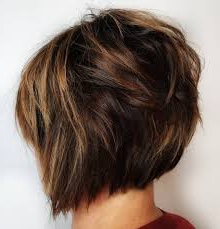 Stacked Hairstyles With Layers – Google Search   Short Inside Balayage For Short Stacked Bob Hairstyles (View 20 of 25)