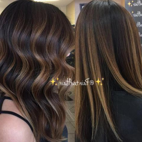 #Straightbalayagehighlights | Short Hair Balayage Inside Lavender Balayage For Short A Line Haircuts (View 14 of 25)