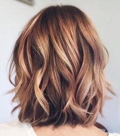 Subtle Balayage For Chestnut Brown Bob #Hairstyleideas # Inside Chestnut Short Hairstyles With Subtle Highlights (View 16 of 25)