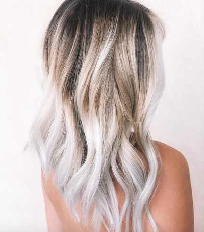 The Best Hair Colors For Fall | Glamour Inside Natural Looking Dark Blonde Balayage Hairstyles (View 2 of 25)