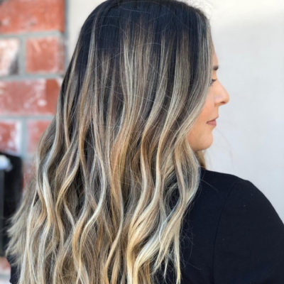 The Great Debate: Traditional Highlights Vs Balayage Regarding Dimensional Dark Roots To Red Ends Balayage Hairstyles (View 20 of 25)