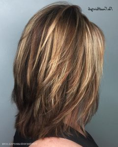 The Perfect Bedhead – 70 Brightest Medium Length Layered With Regard To Layered Dimensional Hairstyles (View 21 of 25)