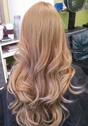 The Ultimate 2016 Hair Color Trends Guide | Simply Organic Regarding Marsala To Strawberry Blonde Ombre Hairstyles (View 24 of 25)