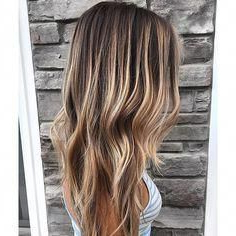 These Caramel Blonde Balayage Truly Are Gorgeous! # Pertaining To Caramel Blonde Balayage On Inverted Lob Hairstyles (View 19 of 25)