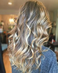 Too Blonde Don´t Think It Will Look Good On My Tan Dark With Regard To Natural Looking Dark Blonde Balayage Hairstyles (View 15 of 25)