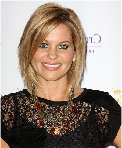 Top 20 A Line Bob Haircuts | The Hottest Bob Right Now Within Lob Hairstyles With Face Framing Layers (View 20 of 25)