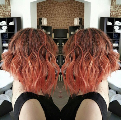 Top 20 Pinterest Balayage Looks That Will Inspire Your Clients Pertaining To Dimensional Dark Roots To Red Ends Balayage Hairstyles (View 23 of 25)