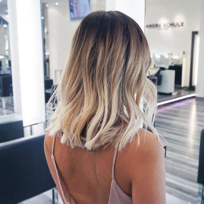 Top 20 Pinterest Balayage Looks That Will Inspire Your Clients Regarding Shaggy Bob Hairstyles With Blonde Balayage (View 6 of 25)