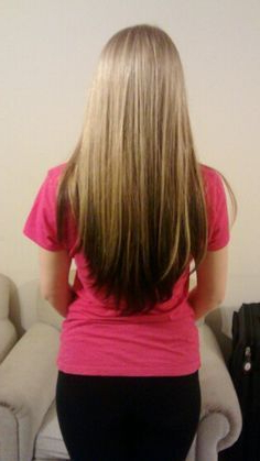 Top Half Brown Bottom Half Blonde   Balayage Hair, Blonde Throughout Blonde Balayage Hairstyles On Short Hair (View 13 of 25)